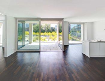 Neubau: 33 m2 Terrasse plus …