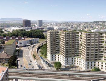 UrbanGreen – Wohnen in 2Welten