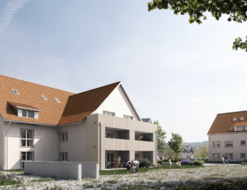 Wohnen im Unterdorf, 8105 Watt – Erstvermietung